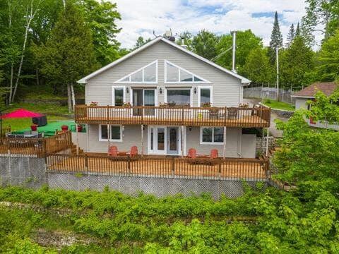 Chalet à vendre à Amherst, Laurentides, 997, Chemin du Lac-Cameron, 26229460 - Centris.ca