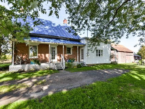 Fermette à vendre à Saint-Polycarpe, Montérégie, 1139Z, Chemin  Saint-Philippe, 17110122 - Centris.ca