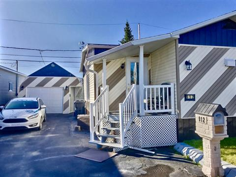 Mobile home for sale in Chibougamau, Nord-du-Québec, 912, 9e Rue, 16869915 - Centris.ca
