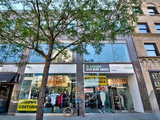Commercial unit for rent in Montréal (Ville-Marie), Montréal (Island), 1382, Rue  Sainte-Catherine Ouest, suite A, 24501003 - Centris.ca