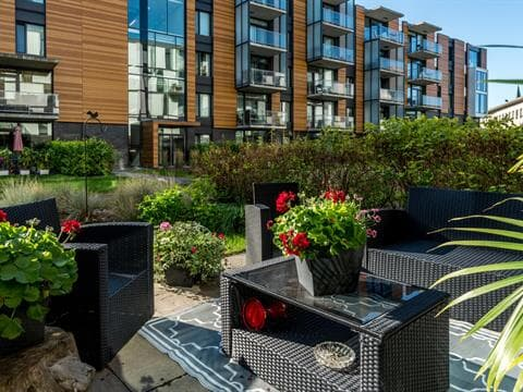 Condo for sale in Québec (La Cité-Limoilou), Capitale-Nationale, 825, Avenue de Vimy, apt. 110, 27604800 - Centris.ca