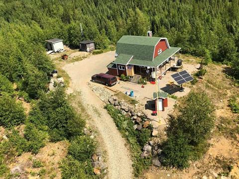 Maison à vendre à Lac-Ashuapmushuan, Saguenay/Lac-Saint-Jean, 38, Lac  Madère, 16102931 - Centris.ca