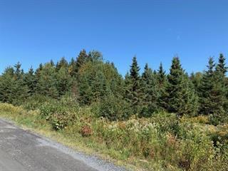 Land for sale in Saint-Alfred, Chaudière-Appalaches, 325, Rang  Saint-Étienne, 27630493 - Centris.ca