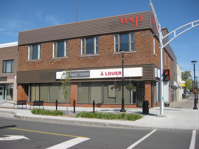 Commercial unit for rent in Amos, Abitibi-Témiscamingue, 1, 1re Avenue Ouest, 13355075 - Centris.ca