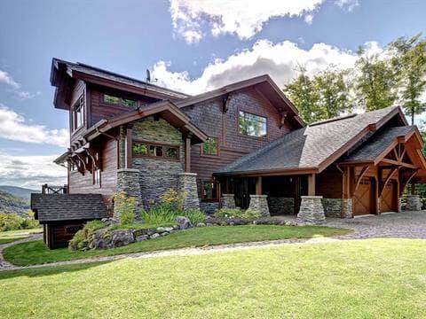 Maison à louer à Mont-Tremblant, Laurentides, 240, Chemin  Jean-Paul-Lemieux, 15514387 - Centris.ca