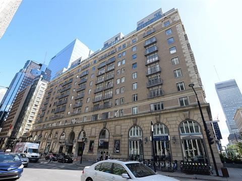 Condo à vendre à Ville-Marie (Montréal), Montréal (Île), 1000, boulevard  De Maisonneuve Ouest, app. 1102, 9627002 - Centris.ca