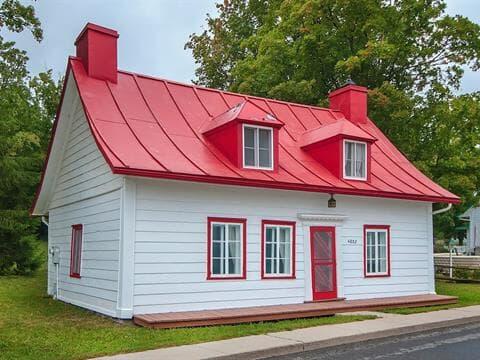 Maison à vendre à Saint-Jean-de-l'Île-d'Orléans, Capitale-Nationale, 4802, Chemin  Royal, 25675310 - Centris.ca