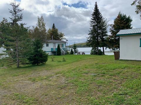 Cottage for sale in Sainte-Irène, Bas-Saint-Laurent, 59, Route du Lac-des-Huit-Milles, 16094261 - Centris.ca