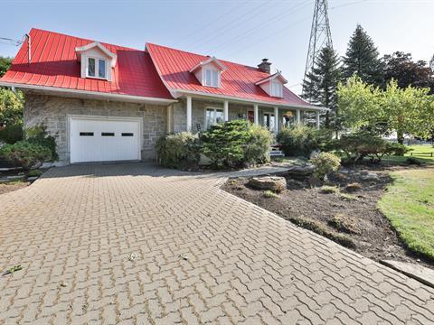 House for sale in Terrebonne (Terrebonne), Lanaudière, 4265, Côte de Terrebonne, 13353057 - Centris.ca