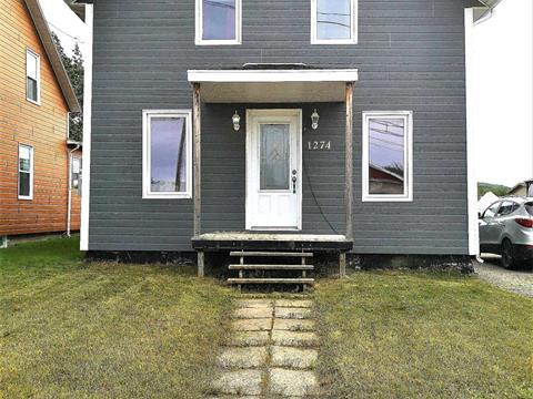 Maison à vendre à Desbiens, Saguenay/Lac-Saint-Jean, 1274, Rue  Hébert, 18275024 - Centris.ca