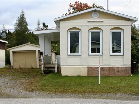 Mobile home for sale in Chibougamau, Nord-du-Québec, 1832, 14e Rue, 14315716 - Centris.ca