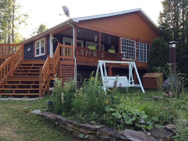 Maison à vendre à Sainte-Paule, Bas-Saint-Laurent, 334, Chemin du Lac-du-Portage Ouest, 15538489 - Centris.ca