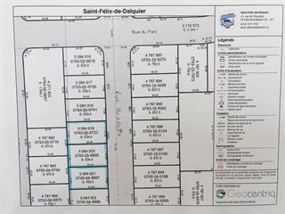 Land for sale in Saint-Félix-de-Dalquier, Abitibi-Témiscamingue, Rue  Bradette, 15743570 - Centris.ca