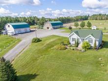 Hobby farm for sale in Sherbrooke (Brompton/Rock Forest/Saint-Élie/Deauville), Estrie, 1250Z, Chemin  Rhéaume, 13106049 - Centris.ca