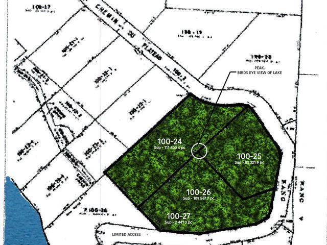 Terre à vendre à Ivry-sur-le-Lac, Laurentides, Chemin du Plateau, 11764625 - Centris.ca