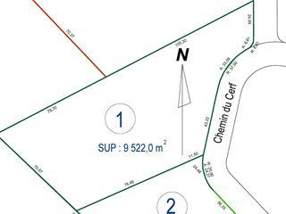 Lot for sale in Saint-Hippolyte, Laurentides, Chemin du Cerf, 21619165 - Centris.ca