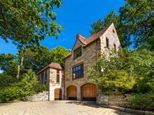 House for sale in Westmount, Montréal (Island), 815, Avenue  Upper-Lansdowne, 12572825 - Centris.ca