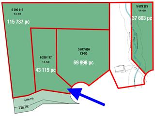 Lot for sale in Saint-Côme, Lanaudière, Rue du Boisé-Royal, 12322146 - Centris.ca