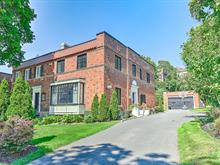 Maison à vendre à Côte-des-Neiges/Notre-Dame-de-Grâce (Montréal), Montréal (Île), 4645, Avenue  Roslyn, 9935480 - Centris.ca