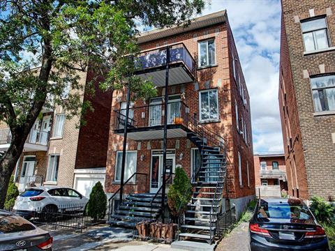 Condo / Appartement à louer à Villeray/Saint-Michel/Parc-Extension (Montréal), Montréal (Île), 8589, Rue  Saint-Denis, 16478810 - Centris.ca