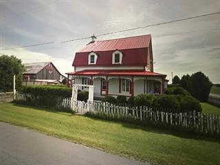 Maison à vendre à Saint-Bernard-de-Michaudville, Montérégie, 438A, Rang  Sarasteau, 27343112 - Centris.ca