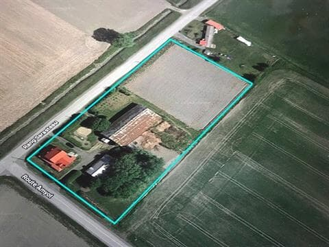 Hobby farm for sale in Saint-Bernard-de-Michaudville, Montérégie, 438, Rang  Sarasteau, 10642587 - Centris.ca