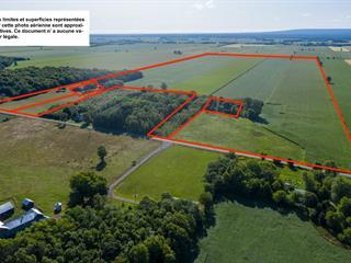 Land for sale in Ormstown, Montérégie, Chemin  Lower Concession, 9975419 - Centris.ca