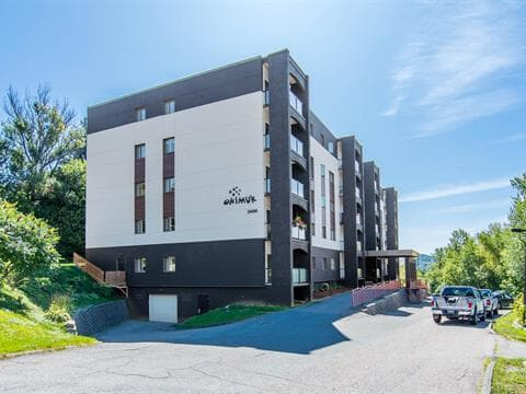 Condo for sale in Sherbrooke (Les Nations), Estrie, 2600, boulevard de Portland, apt. 501-502, 11331788 - Centris.ca