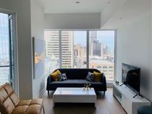 Condo / Apartment for rent in Ville-Marie (Montréal), Montréal (Island), 1188, Rue  Saint-Antoine Ouest, apt. 1610, 13001709 - Centris.ca