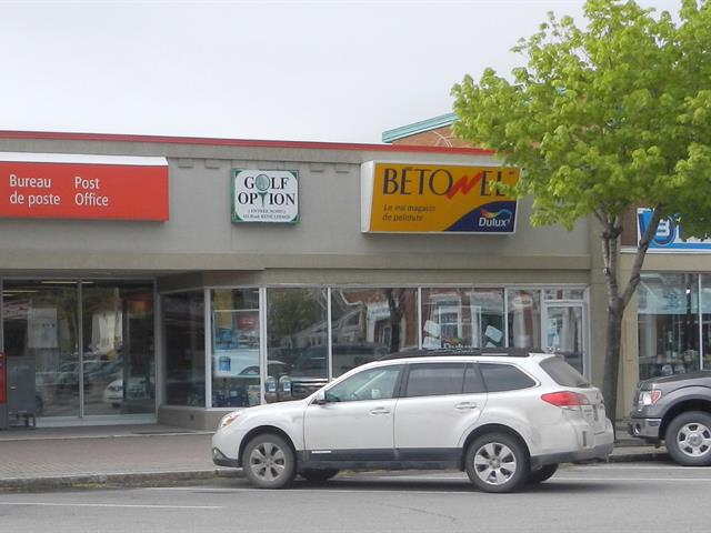Commercial unit for rent in Rimouski, Bas-Saint-Laurent, 134 - 138, Rue  Saint-Germain Ouest, 21799403 - Centris.ca