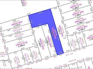 Lot for sale in Sorel-Tracy, Montérégie, 107, Rue  Adélaïde, 10755289 - Centris.ca