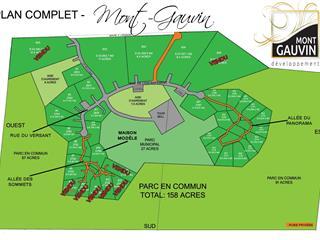 Terrain à vendre à Saint-Étienne-de-Bolton, Estrie, 34, Rue de l'Escarpement, 20327216 - Centris.ca