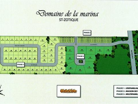 Lot for sale in Saint-Zotique, Montérégie, 187, 6e Avenue, 22384413 - Centris.ca