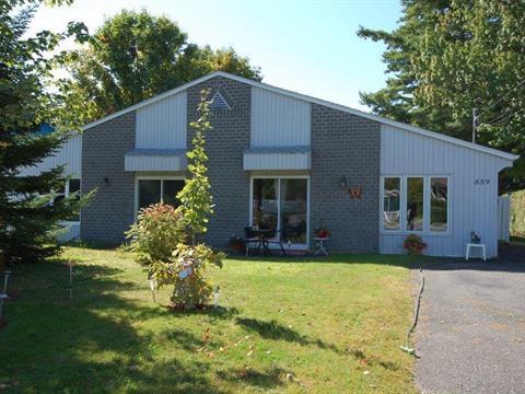 Duplex for sale in Drummondville, Centre-du-Québec, 855 - 859, boulevard  Saint-Joseph Ouest, 10617002 - Centris.ca