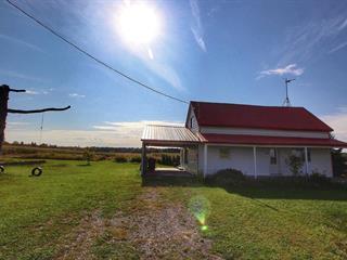 Fermette à vendre à Lyster, Centre-du-Québec, 480, 1er Rang Est, 13788463 - Centris.ca