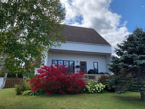 House for sale in Maria, Gaspésie/Îles-de-la-Madeleine, 54, Rue des Faisans, 21465249 - Centris.ca