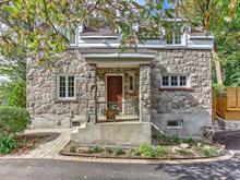 Maison à vendre à Côte-des-Neiges/Notre-Dame-de-Grâce (Montréal), Montréal (Île), 4997, Chemin  Circle, 19386516 - Centris.ca