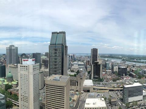 Condo for sale in Ville-Marie (Montréal), Montréal (Island), 1188, Rue  Saint-Antoine Ouest, apt. 4206, 18517244 - Centris.ca