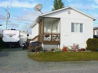 Mobile home for sale in Chibougamau, Nord-du-Québec, 1507, 13e Rue, 12020761 - Centris.ca