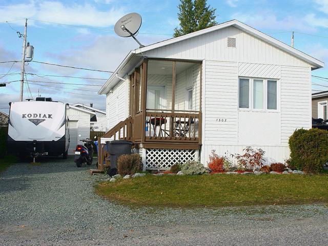 Maison mobile à vendre à Chibougamau, Nord-du-Québec, 1507, 13e Rue, 12020761 - Centris.ca