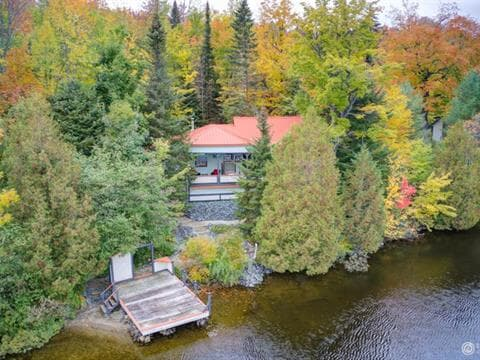 Cottage for sale in Saint-Jacques-le-Majeur-de-Wolfestown, Chaudière-Appalaches, 45, Chemin du Club, 25842641 - Centris.ca