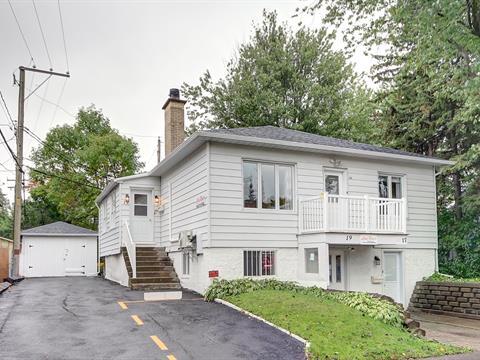 Duplex for sale in Québec (La Cité-Limoilou), Capitale-Nationale, 17 - 19, Rue des Peupliers Ouest, 22622647 - Centris.ca