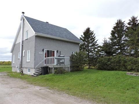 Maison à vendre à Saint-Eugène-d'Argentenay, Saguenay/Lac-Saint-Jean, 253, 5e Rang, 11824608 - Centris.ca