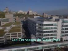 Condo / Appartement à louer à La Cité-Limoilou (Québec), Capitale-Nationale, 76, Rue  Dalhousie, app. 806, 21383336 - Centris.ca