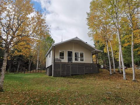 Chalet à vendre à Ferland-et-Boilleau, Saguenay/Lac-Saint-Jean, 1, Route  381, 14046210 - Centris.ca