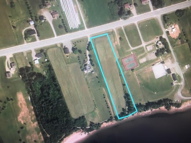 Terrain à vendre à Hope, Gaspésie/Îles-de-la-Madeleine, Route  132, 18765862 - Centris.ca