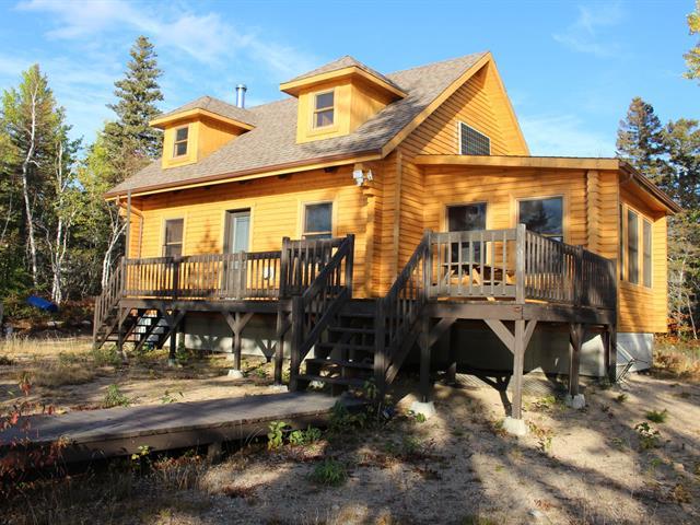 Maison à vendre à Longue-Rive, Côte-Nord, 41, Lac des Cèdres, 25168323 - Centris.ca