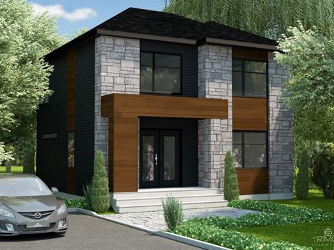 Maison à vendre à La Haute-Saint-Charles (Québec), Capitale-Nationale, Rue de l'Albatros, 26500943 - Centris.ca