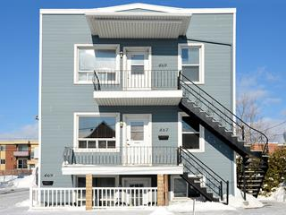 Triplex for sale in Québec (Charlesbourg), Capitale-Nationale, 467 - 469A, 46e Rue Ouest, 13358760 - Centris.ca