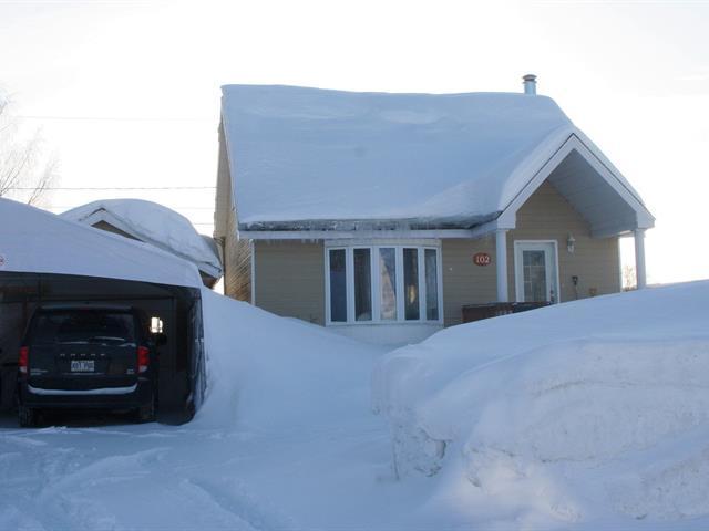 Maison à vendre à Chibougamau, Nord-du-Québec, 102, Avenue  Rand, 26417018 - Centris.ca
